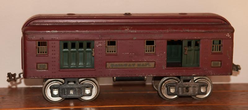 Lionel Baggage Car #320