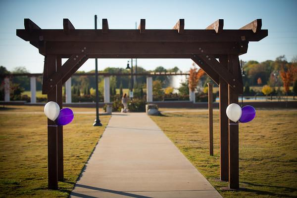 2013 Purple Light Vigil Bentonville