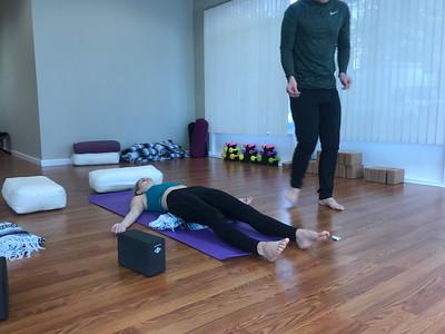 Yoga + Acupuncture