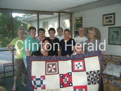 8-13-14 Quilts for Veterans