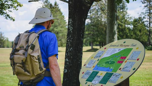 Tree Tent New Brunswick