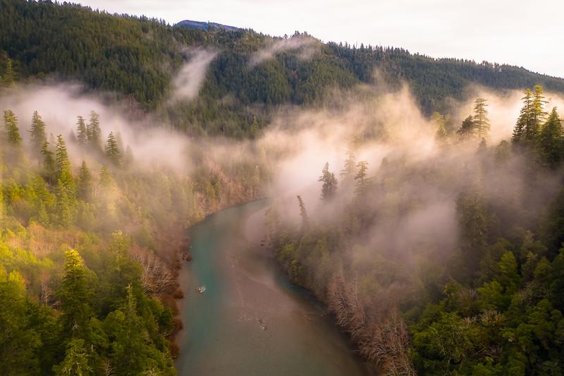 Chetco River, Oregon