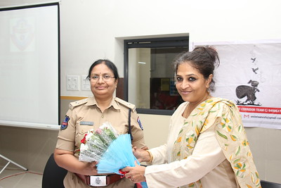 Orientation By C.Anasuya[DCP] on POSH[ Protection from sexual harassment ]