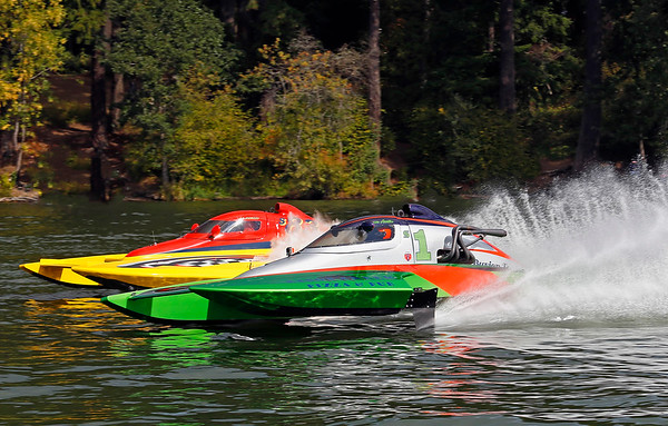 2016 Western Inboard Divisionals - Sunday