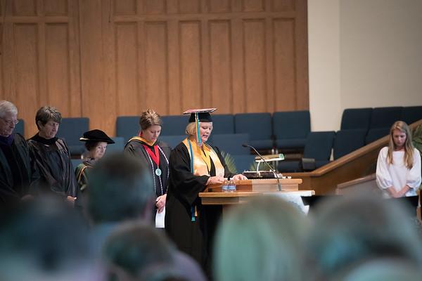 2017 May Graduation