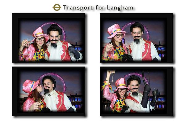 Langham Staff Party 2013