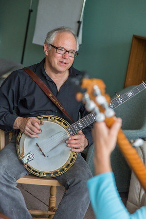Friday, 7.19 - American Roots class, banjo & harmonica