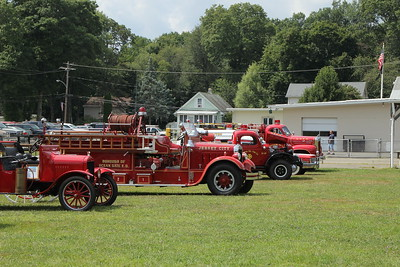 Revolutionary FOOLS Fire Muster / Scale Model Show