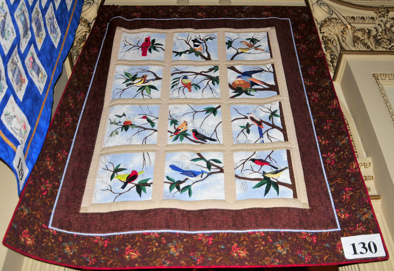 Birds in Full View, Jean McDonald