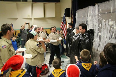 2014 - December Cub Scouts activities