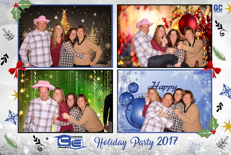 12-15-2017 Century Elevator Holiday Party