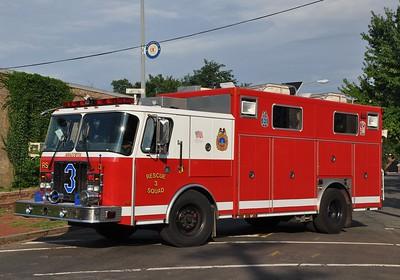 Updated 8/2017: Washington, DC Fire Apparatus