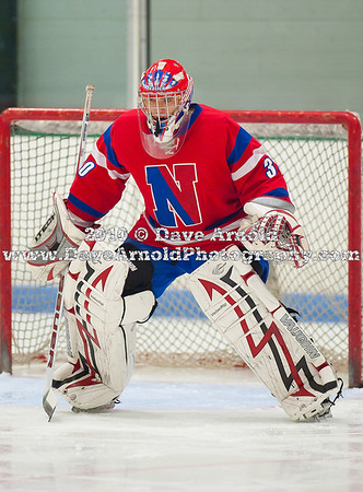 1/5/2011 - Boys Varsity Hockey - Natick vs Needham