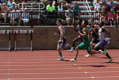 4x100M Relay Boys Gallery 2 - 2021 MHSAA LP T&F Finals - DIVISION ONE