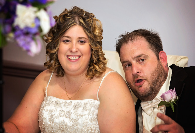 Bride and Groom at Head table.jpg