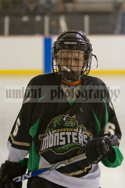 Stockton Colts Bantam Vs. Fresno Monsters 10/16/2011