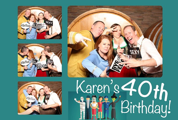 Karen's Birthday Party