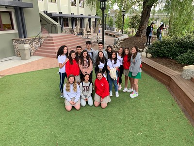 Costa Rica Students Visit Chandler
