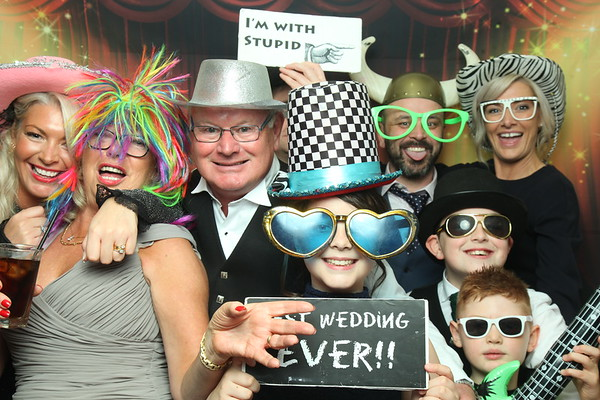 Photo Booth Hire - Mrs and Mrs Young
