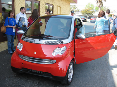 Smart Car at March 2006 HMMS Meeting