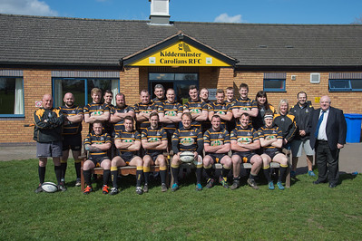 KCRFC V Tamworth 11/04/2015