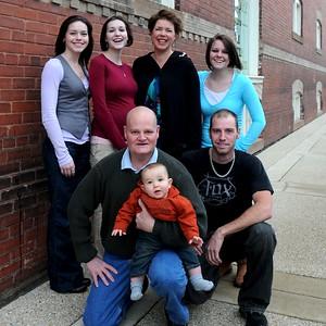 Kristen's Family Portraits