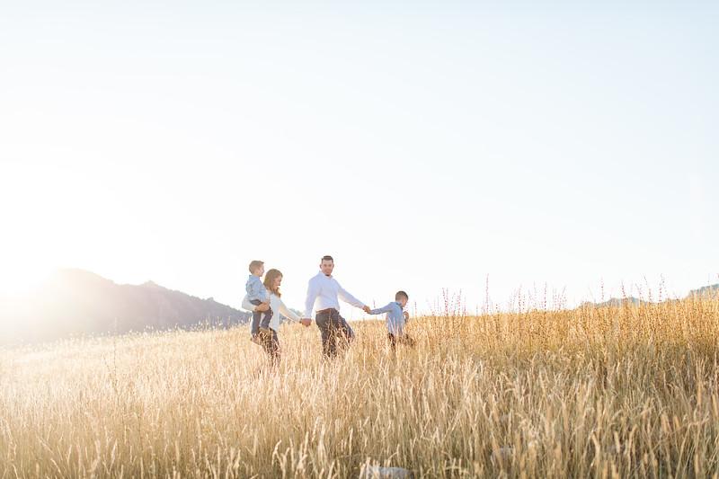 Ingalsbe Family at Flatiron Vista