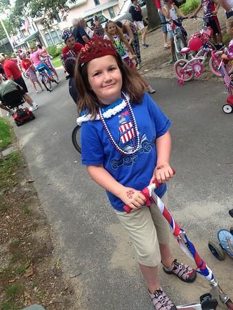 2015 July 4 Kids Parade