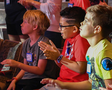 Woodside Troy Kids Camp 6/21/21
