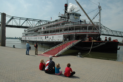 Great Steamboat Race, 2008