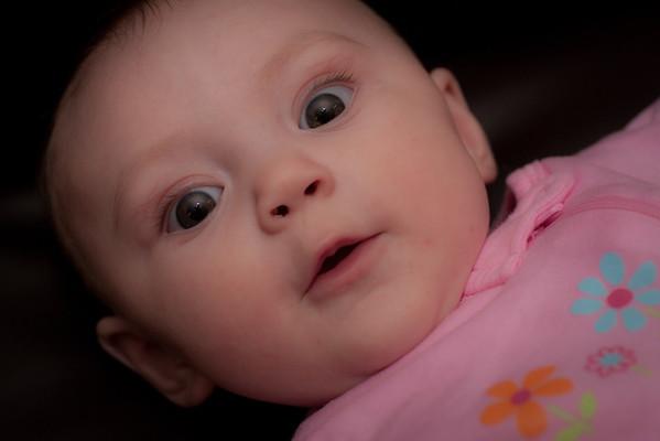 Rachel Four Month