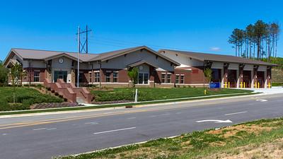Wendell Falls Fire/EMS Station (2020)