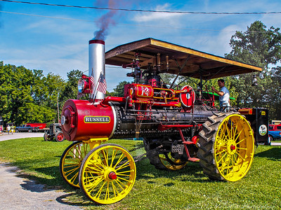 Williams Grove Steam Tractors