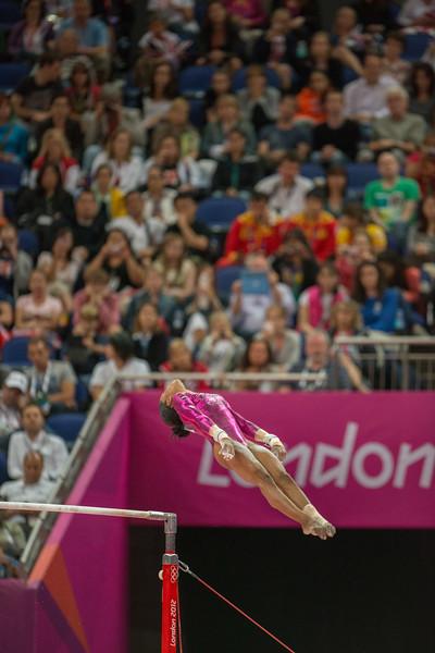 __02.08.2012_London Olympics_Photographer: Christian Valtanen_London_Olympics__02.08.2012_D80_4501_final, gymnastics, women_Photo-ChristianValtanen