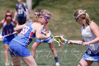 4/18 - Girls U15 Stark vs Mtn Lax