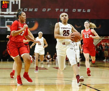 Temple Women's Basketball vs. Fairfield
