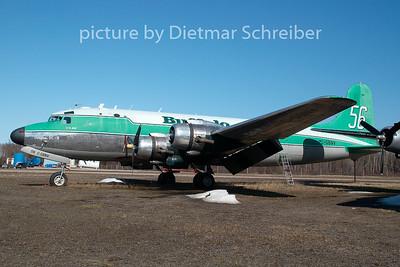 C-GBNV Douglas DC4