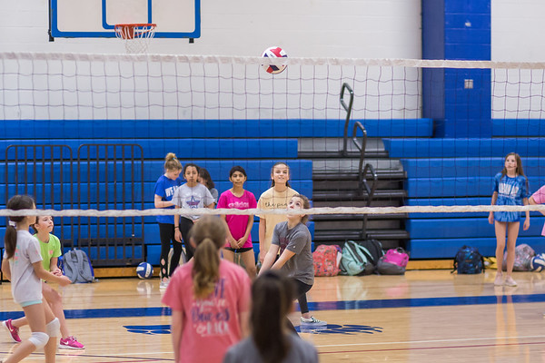 2019.02.28 Emmylou Volleyball