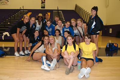 Dance  2009 - 2010