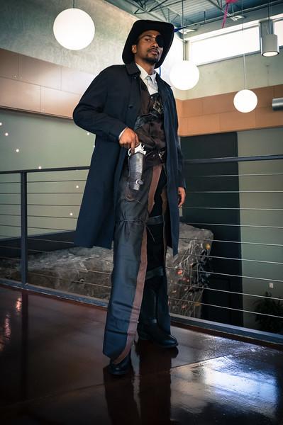 K.L. Smith as Wild West Murdock