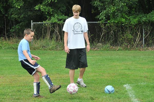 Rising Stars Soccer 9-13-08