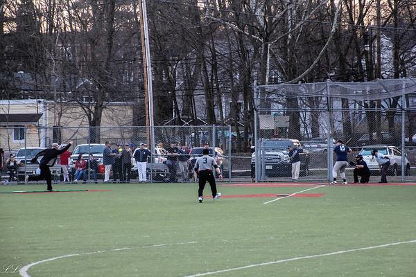 Park Ridge FD Softball vs. Westwood 4/6/19