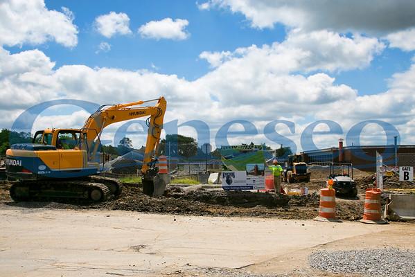 Road Construction June 2012