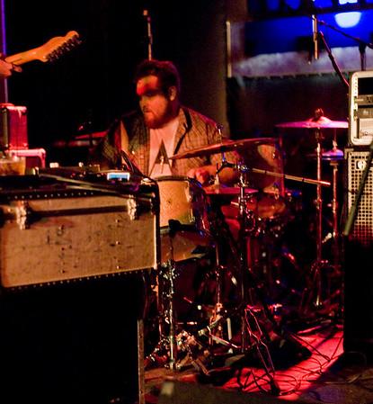 We Were Promised Jetpacks / The Burning Hotels / Bad Veins, Denton TX 2/21/2010
