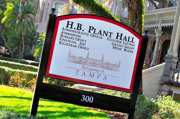 University of Tampa (Tampa, Florida)