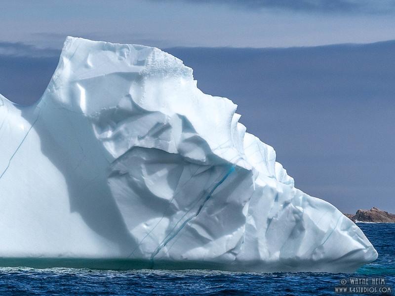 Iceberg 38    Photography by Wayne Heim