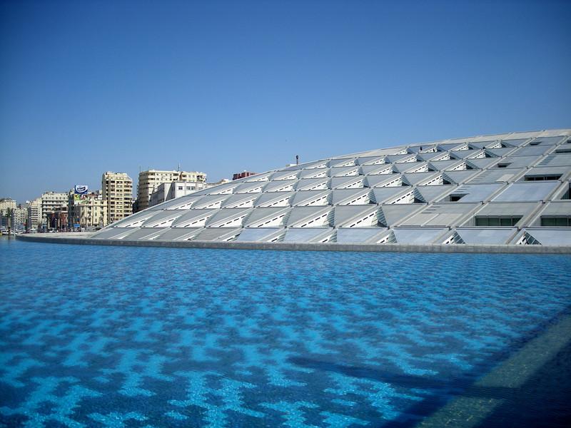 Bibliotheca Alexandrina, Egypt