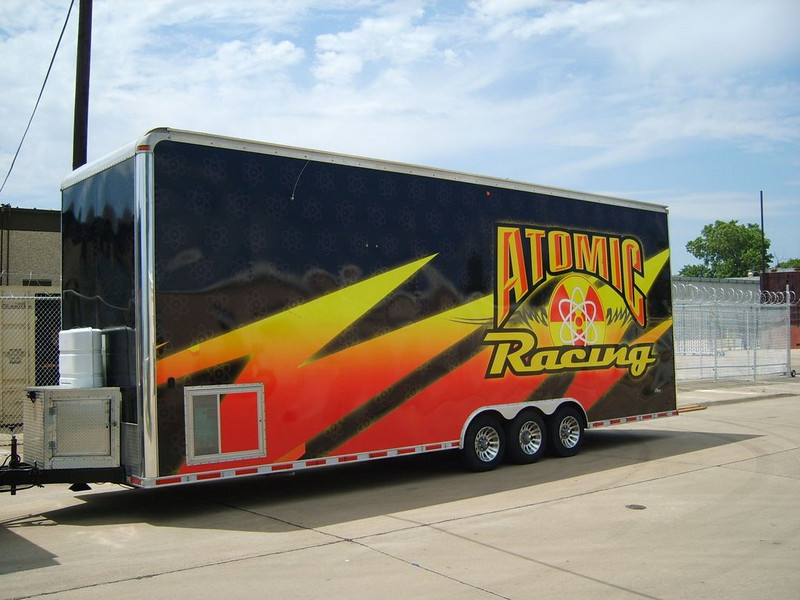Atomic Racing, Dallas, TX