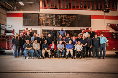 Past Firefighters