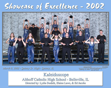 2002 Showcase of Excellence